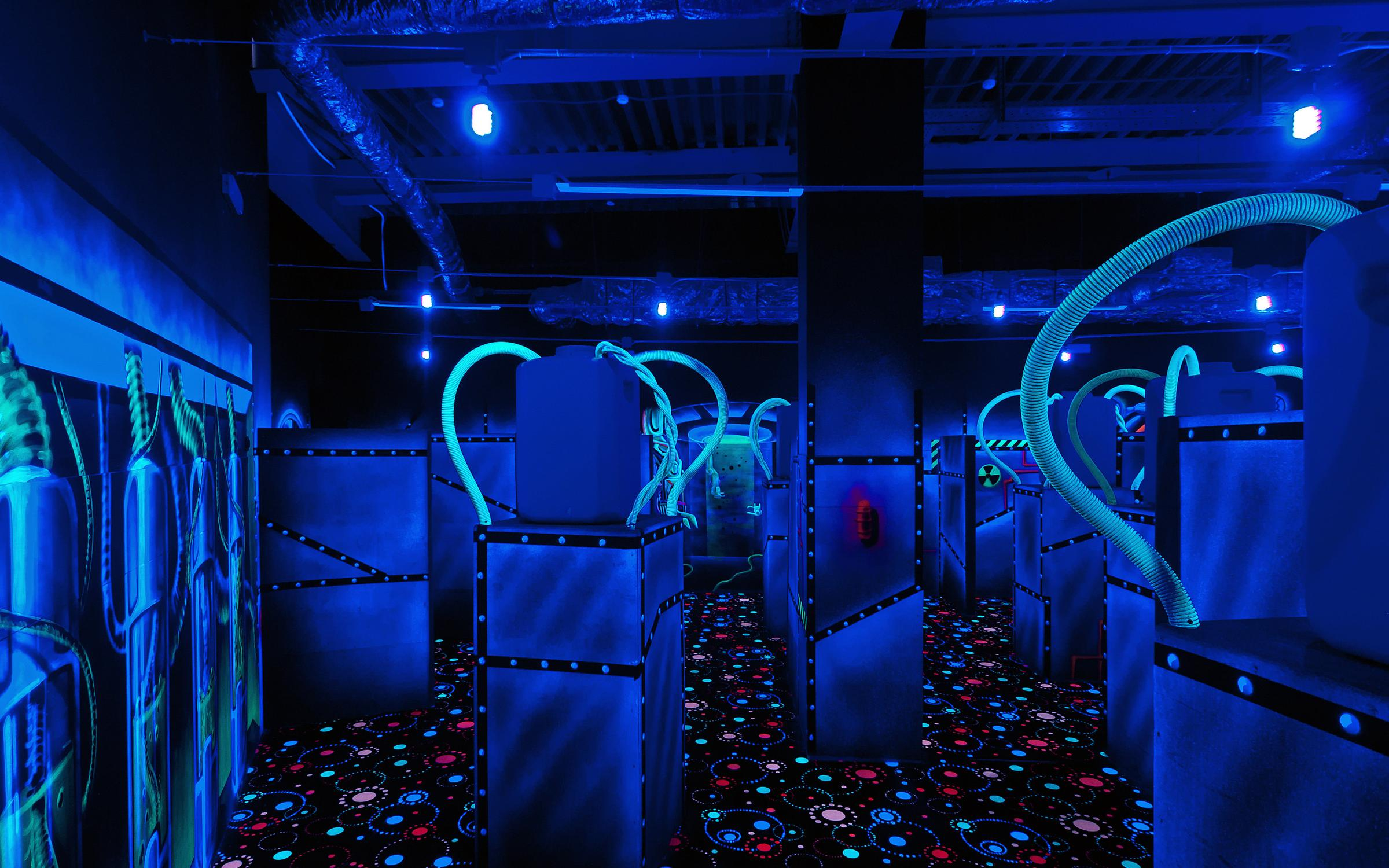 фотография Развлекательного центра LaserLand в ТРК VEGAS Крокус Сити