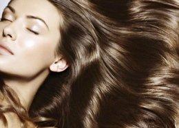 фотография Укладка на длинные волосы
