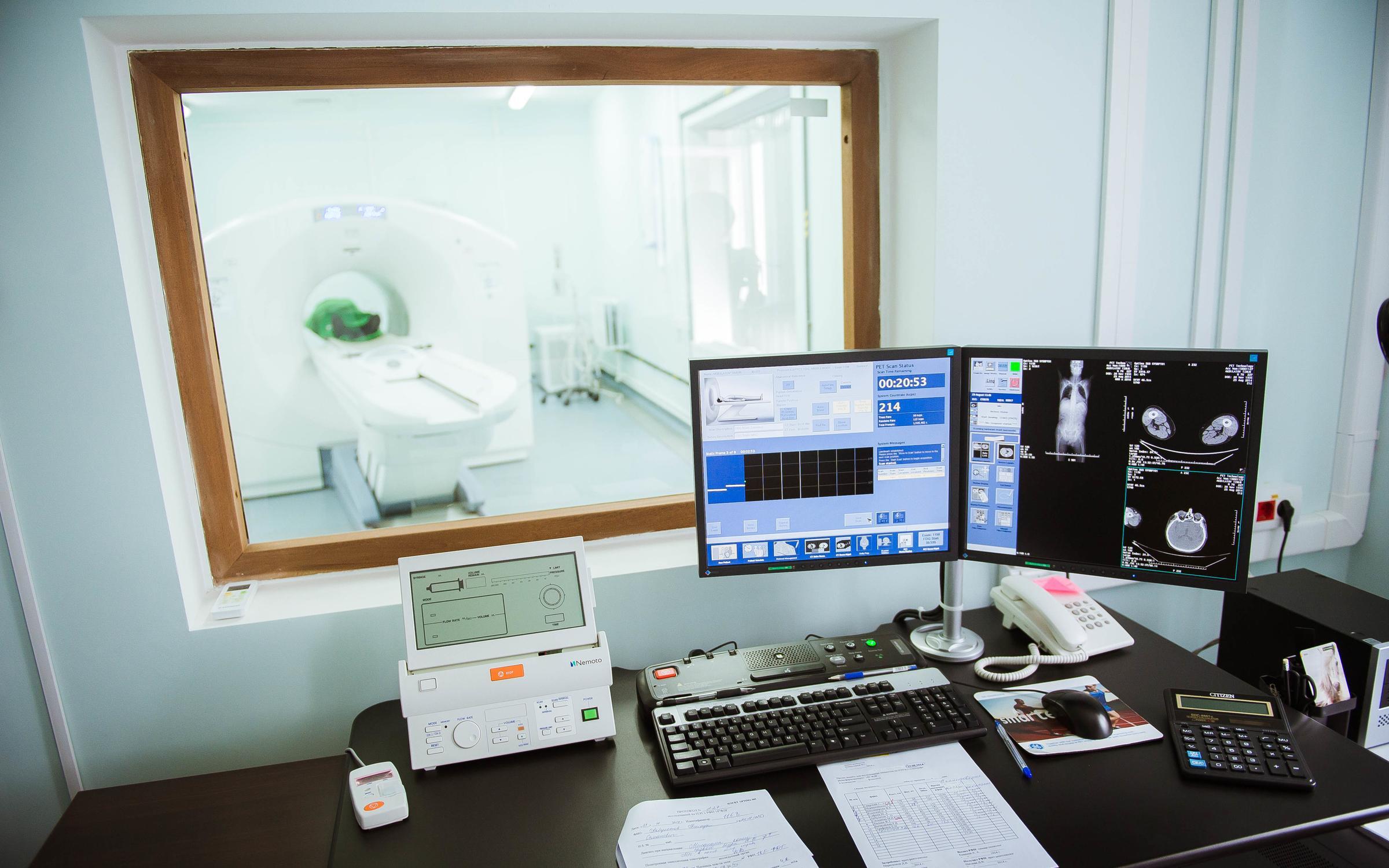 фотография Центра ядерной медицины ПЭТ Технолоджи на улице Куйбышева