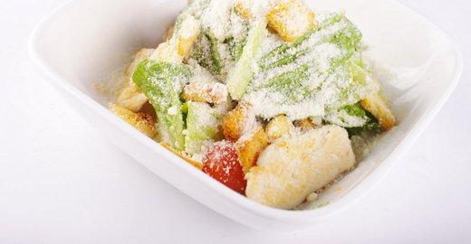 Цена на салат цезарь в ресторанах европейский тц