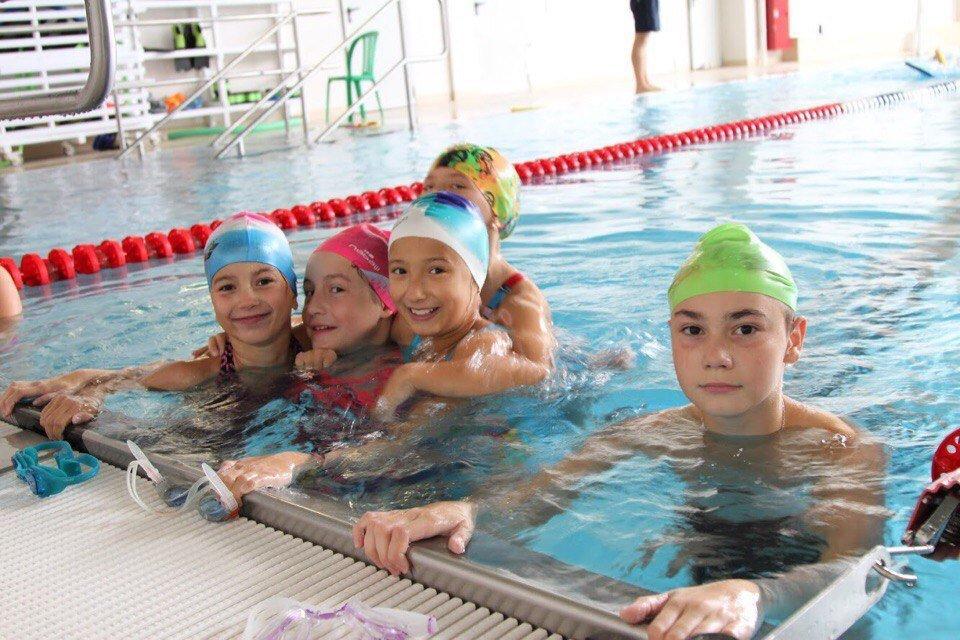 фотография Школы плавания Splash на улице Вильгельма Пика