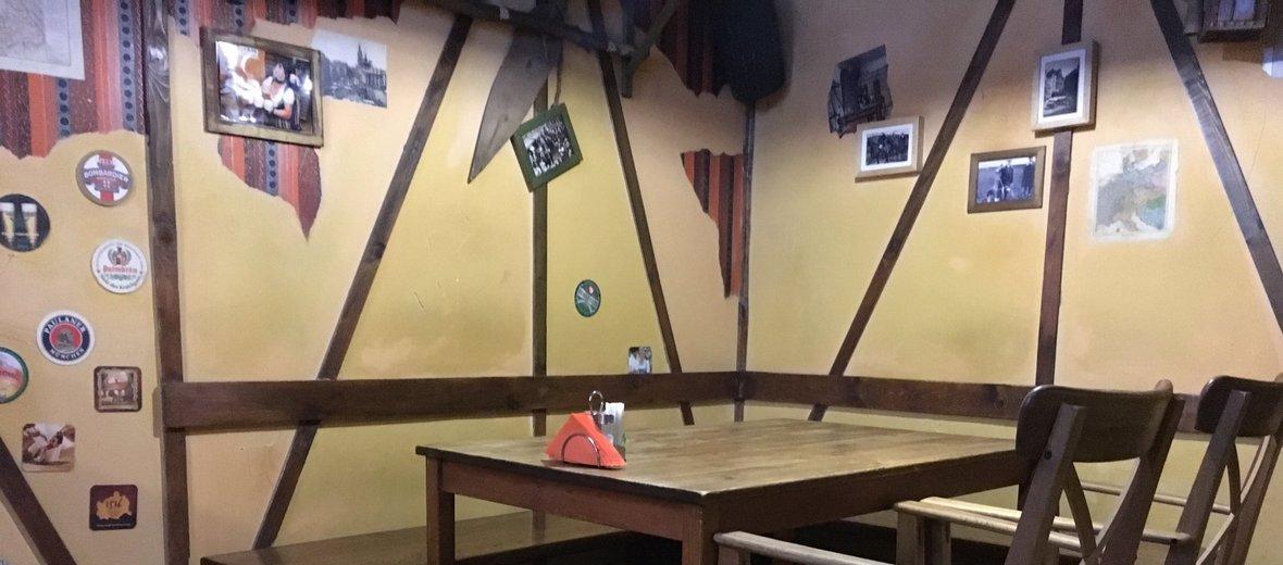 Фотогалерея - Ресторан Фрау Шнапсбир на улице Серпуховский Вал