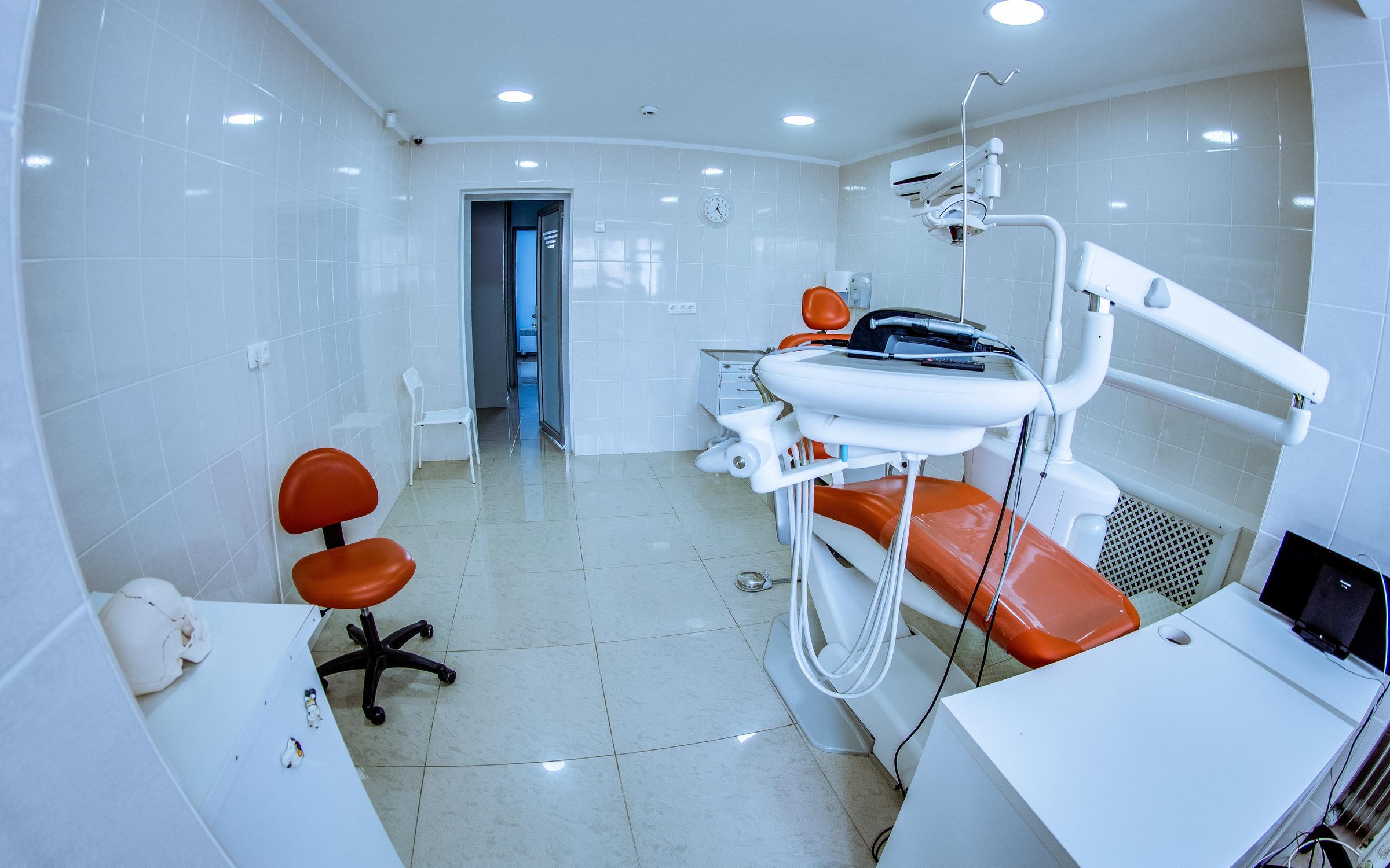 фотография Клиники стоматологии и косметологии Сатори на улице Ново-Вокзальная