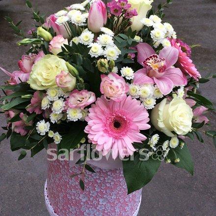 Доставка цветов саратов фрунзенский район