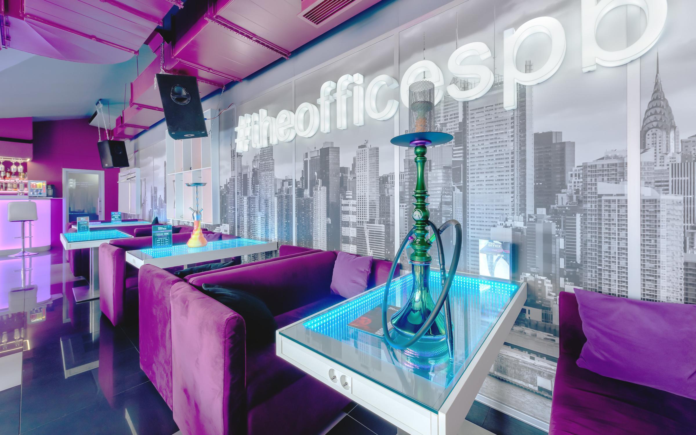 фотография The OFFICE Nargilia Lounge на улице Рубинштейна