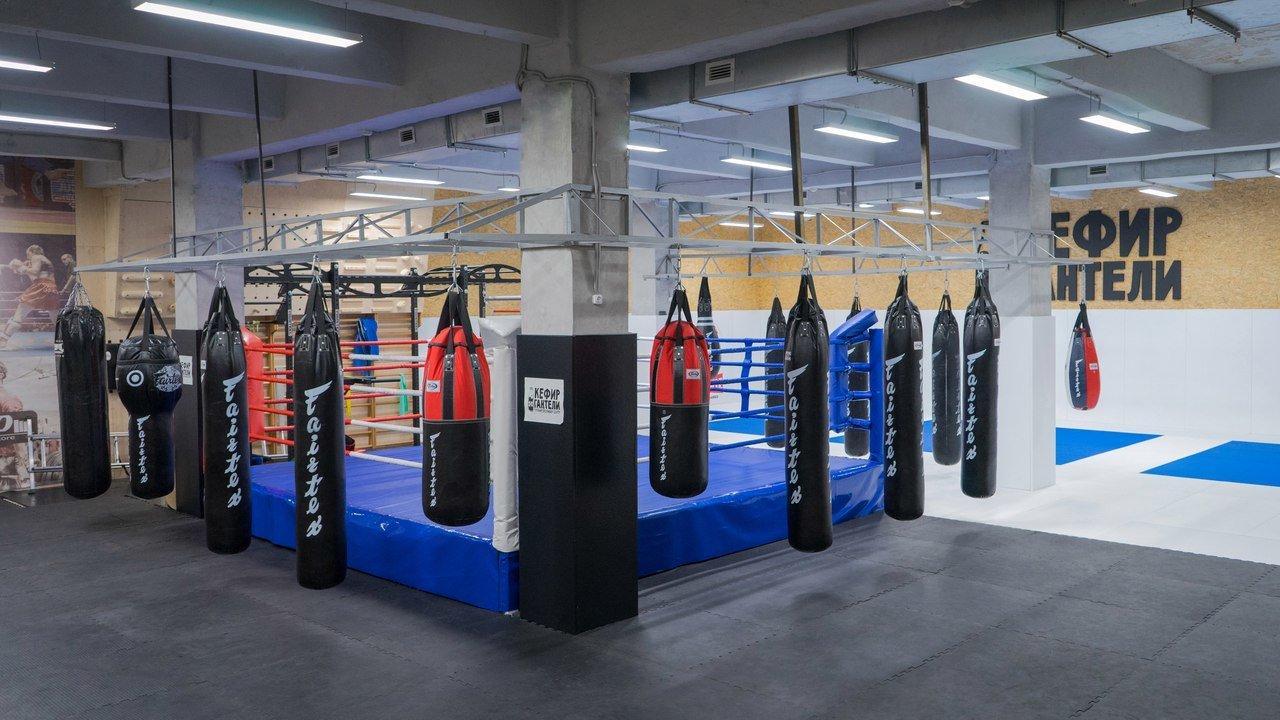 фотография Тренировочного центра Кефир Гантели в Преображенском