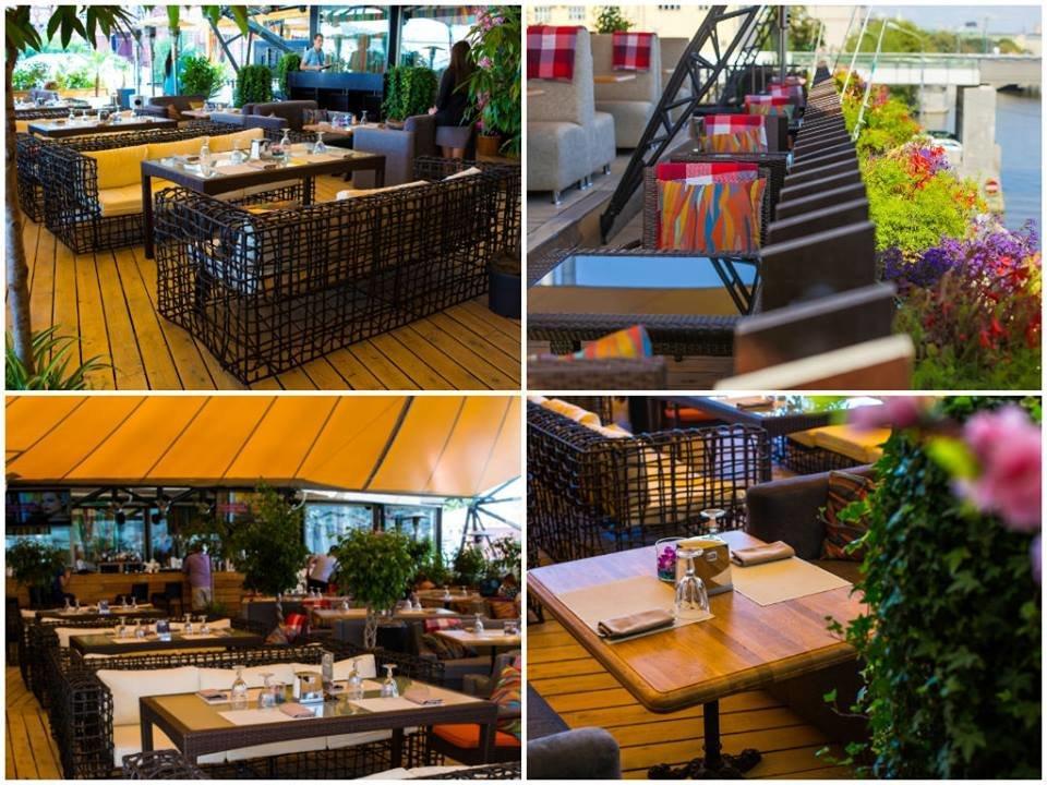 фотография Ресторана Shakti Terrace на Болотной набережной