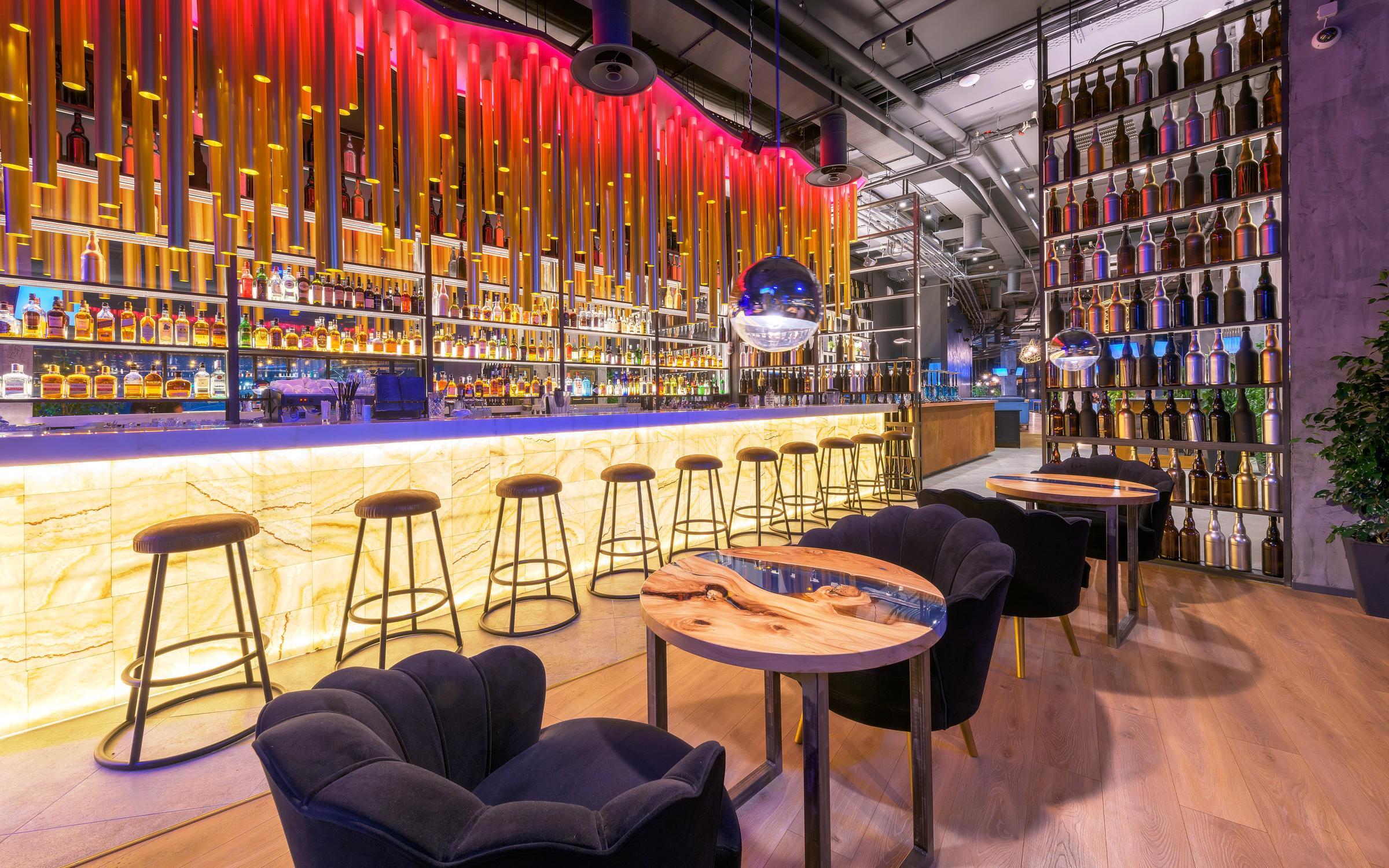 фотография Ресторана Alta Marea на Приморском проспекте