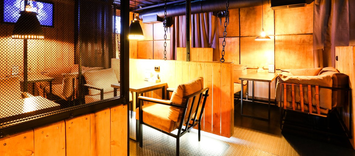 Фотогалерея - Лаунж-кафе Q Lounge на улице Зелёная Горка