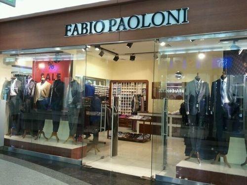 фотография Магазина мужской одежды Fabio Paoloni в ТЦ Щука