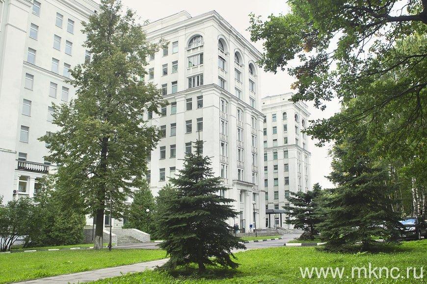 фотография Московский клинический научный центр им. А.С. Логинова на шоссе Энтузиастов