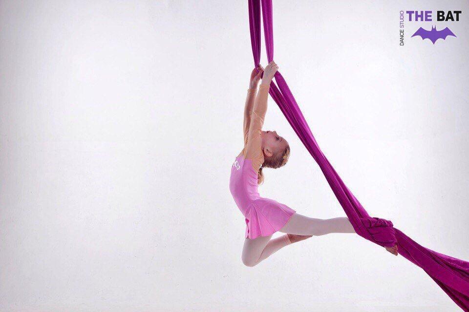 фотография Студии воздушной гимнастики и танца на пилоне The Bat на метро Приморская