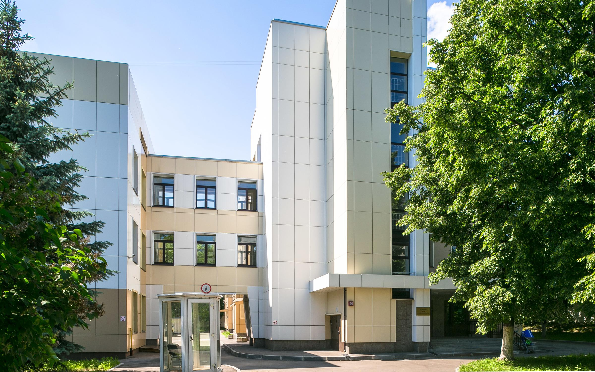 фотография Детского медицинского центра Управления делами Президента РФ на улице Цандера