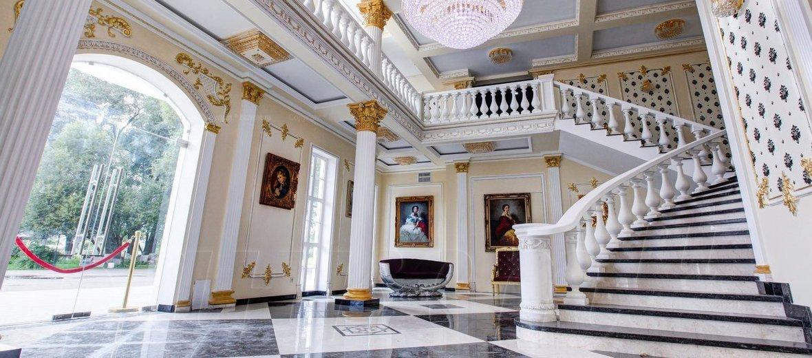 Фотогалерея - Банкетный комплекс Vnukovo Village Park Hotel & Spa 4*.