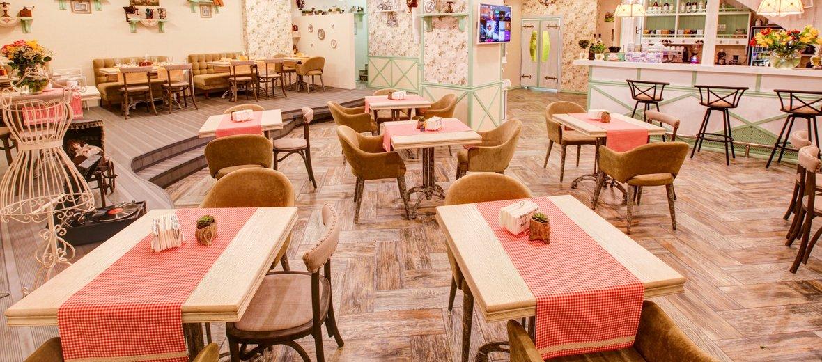 Фотогалерея - Ресторан Дэтоль на Большой Филёвской улице