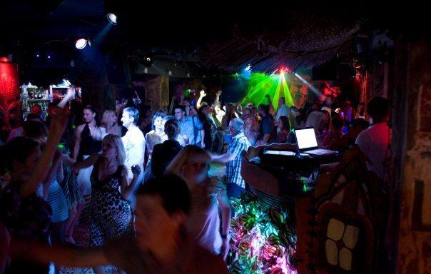 Ночные клубы тюмени вакансии ночной клуб на проспекте мире