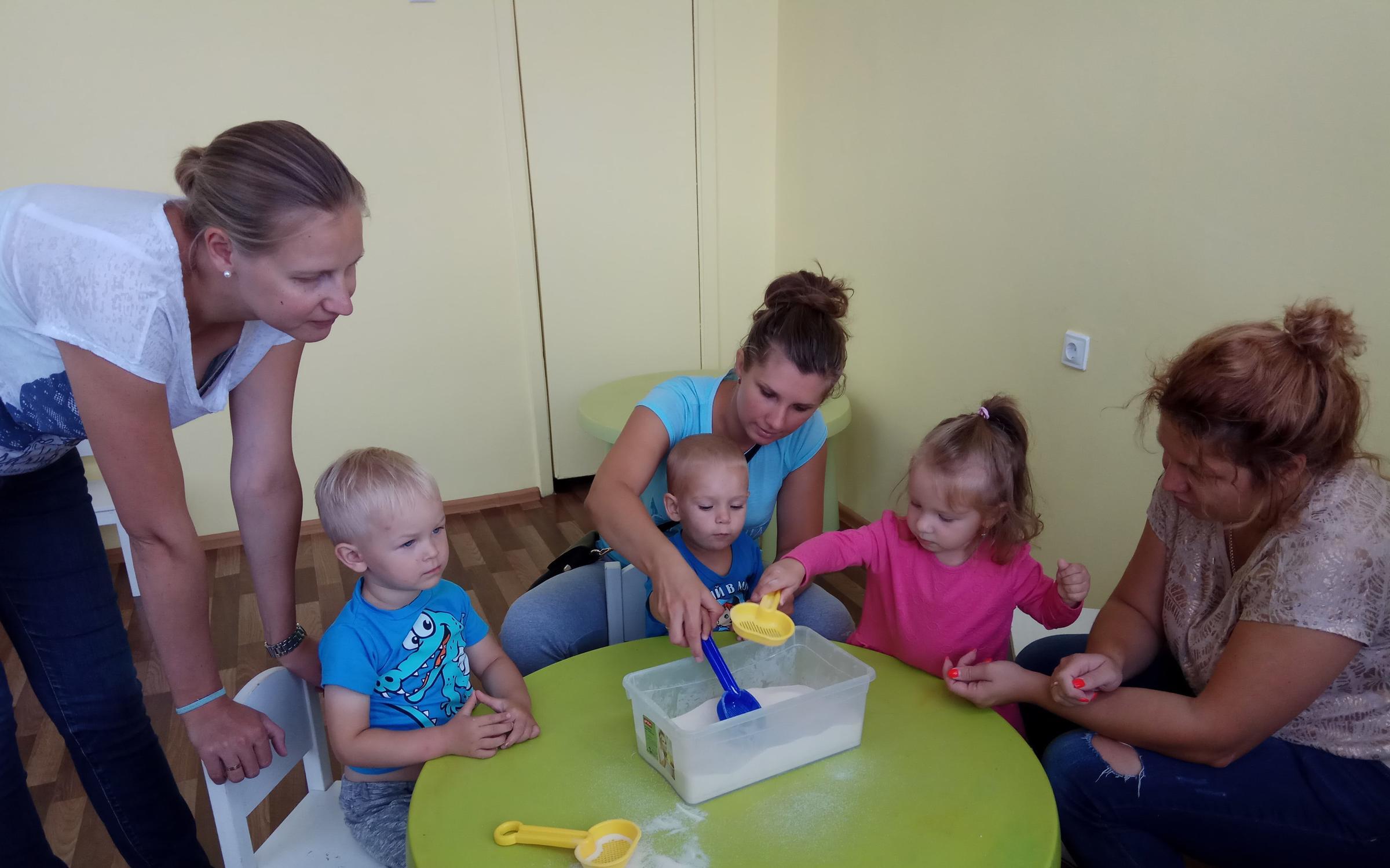 фотография Детского центра Наши дети в Марьино