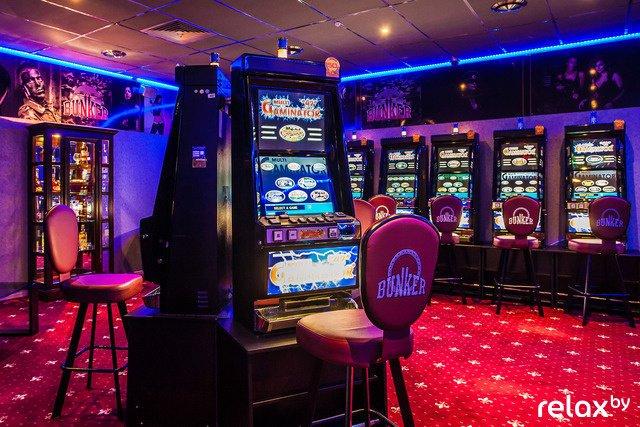 Бункер игровые автоматы минск игровые автоматы нижний новгород рейтинг слотов рф