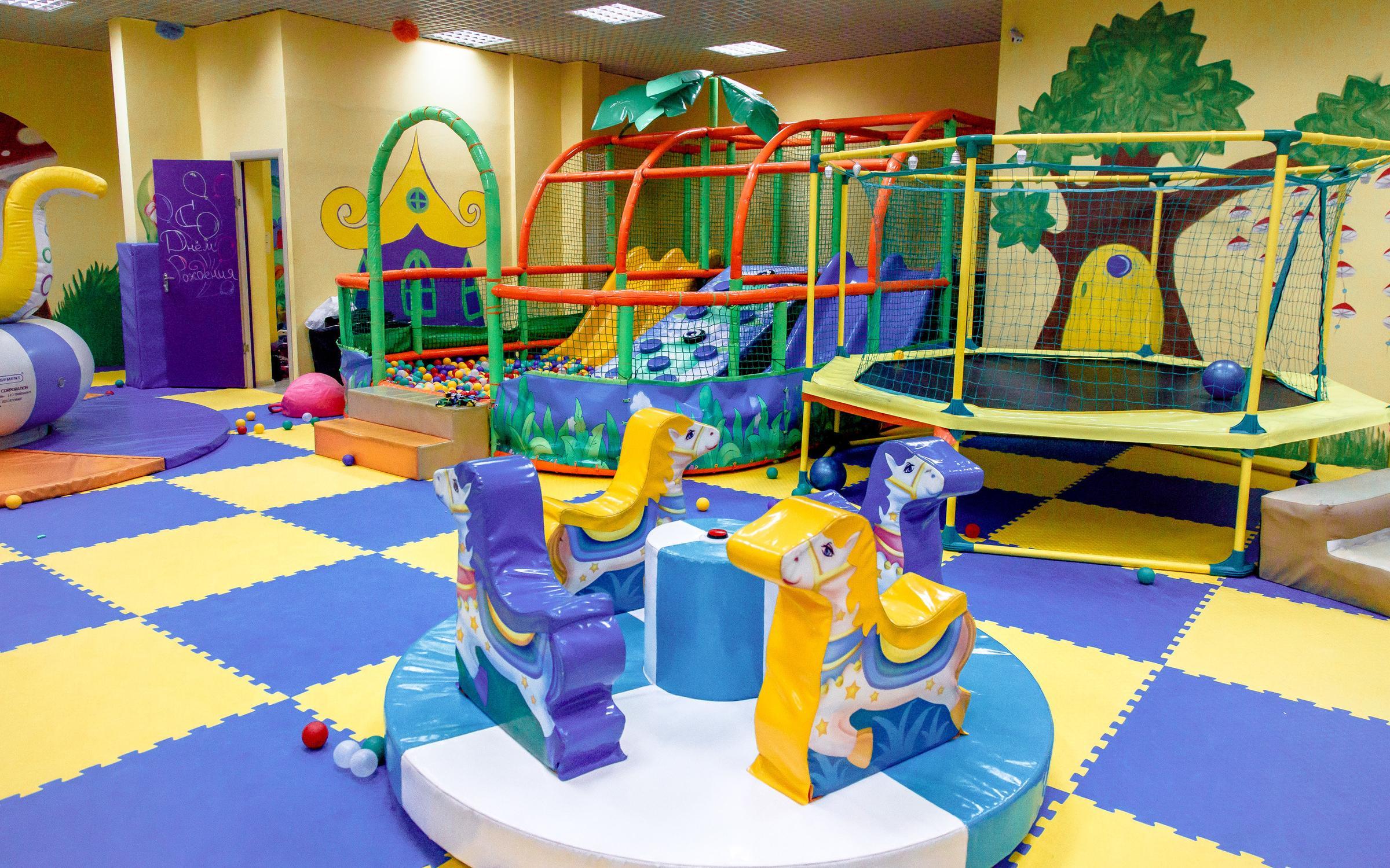 фотография Детский развлекательный центр Комарик в Пушкино