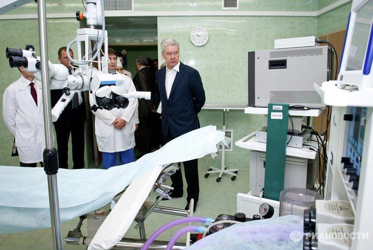 фотография Городской клинической больницы им. В.М. Буянова на Бакинской улице