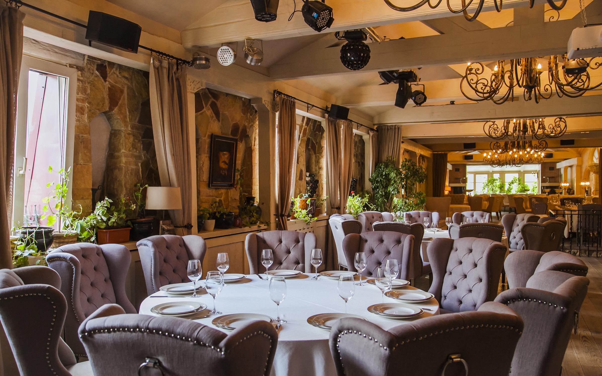 фотография Ресторана Тифлисский дворик на улице Остоженка