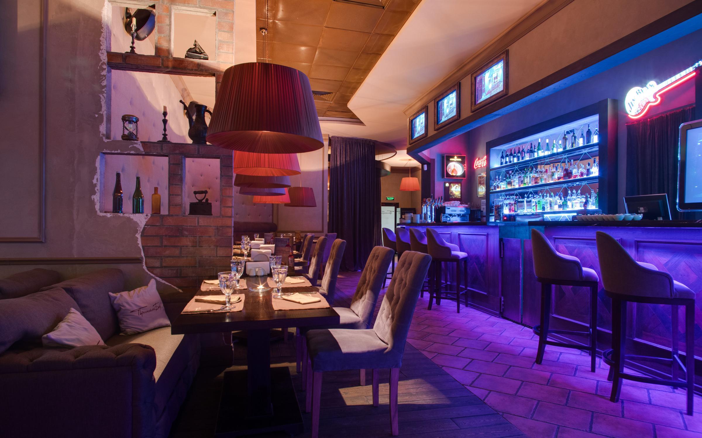 фотография Ресторана My Place на улице Щепкина
