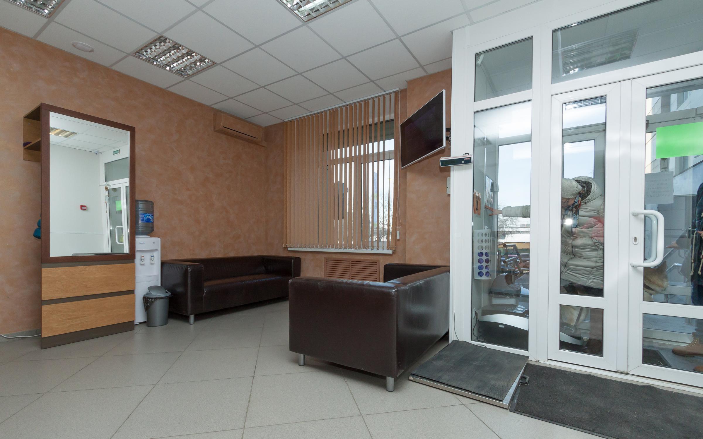 Центральная районная больница кузнецкого района