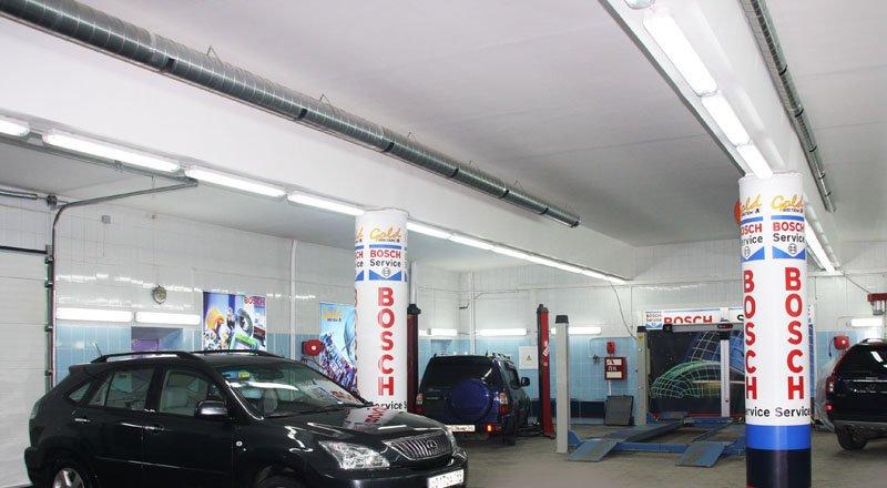 фотография Автотехцентра Bosch-service на 2-й Магистральной улице