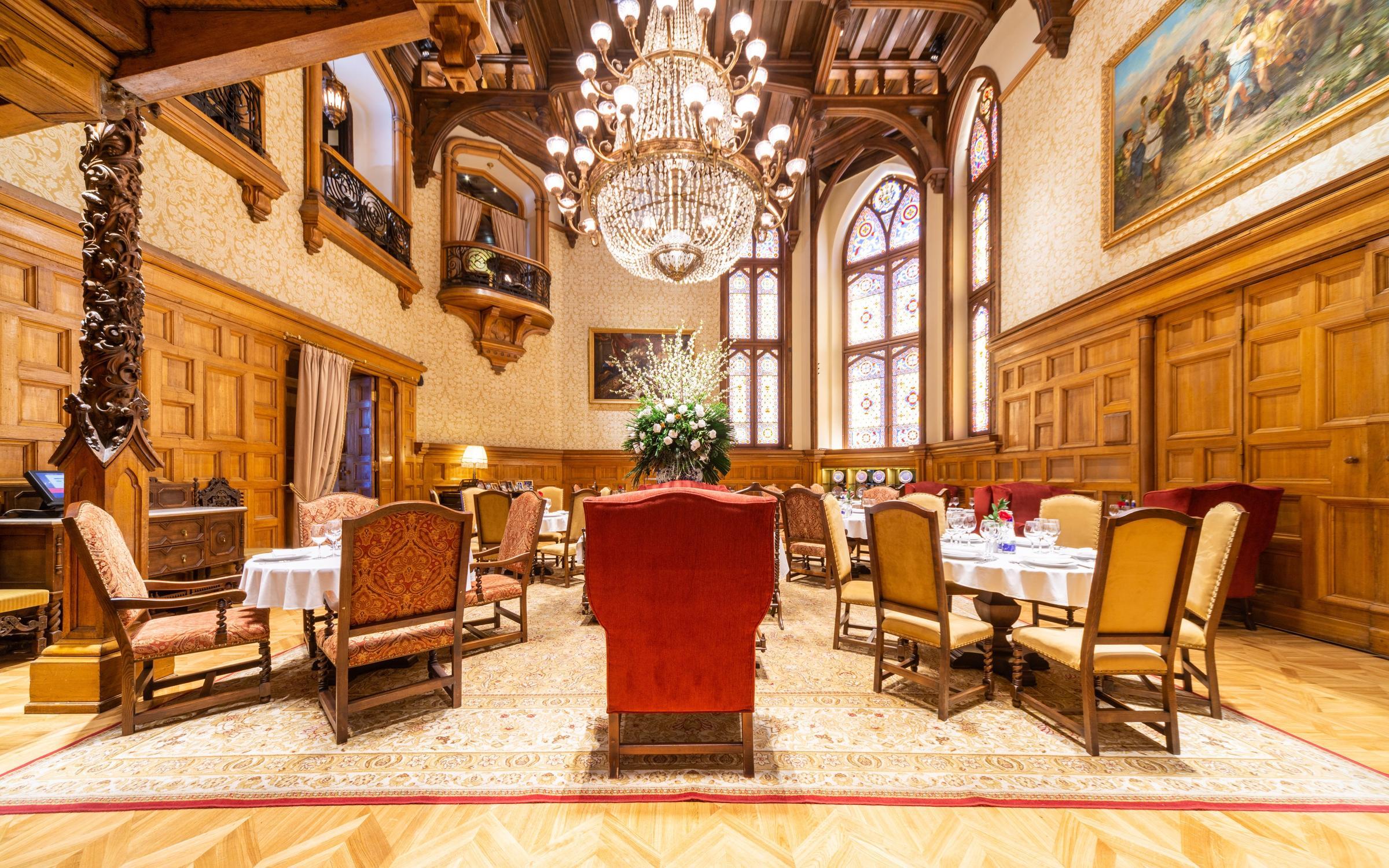 фотография Ресторана Центрального Дома Литераторов