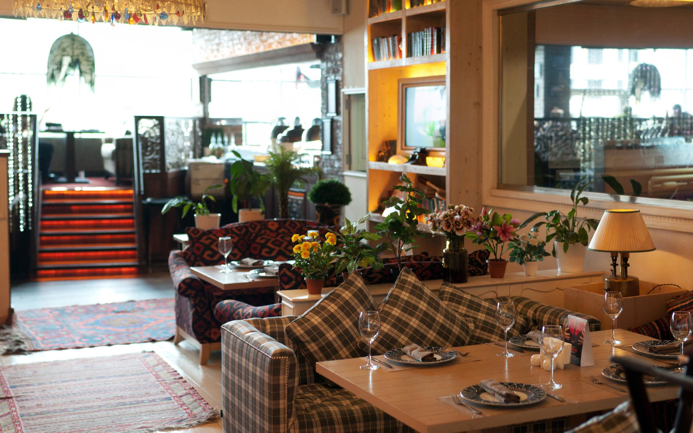 фотография Ресторана Урюк на Молодёжной улице в Химках