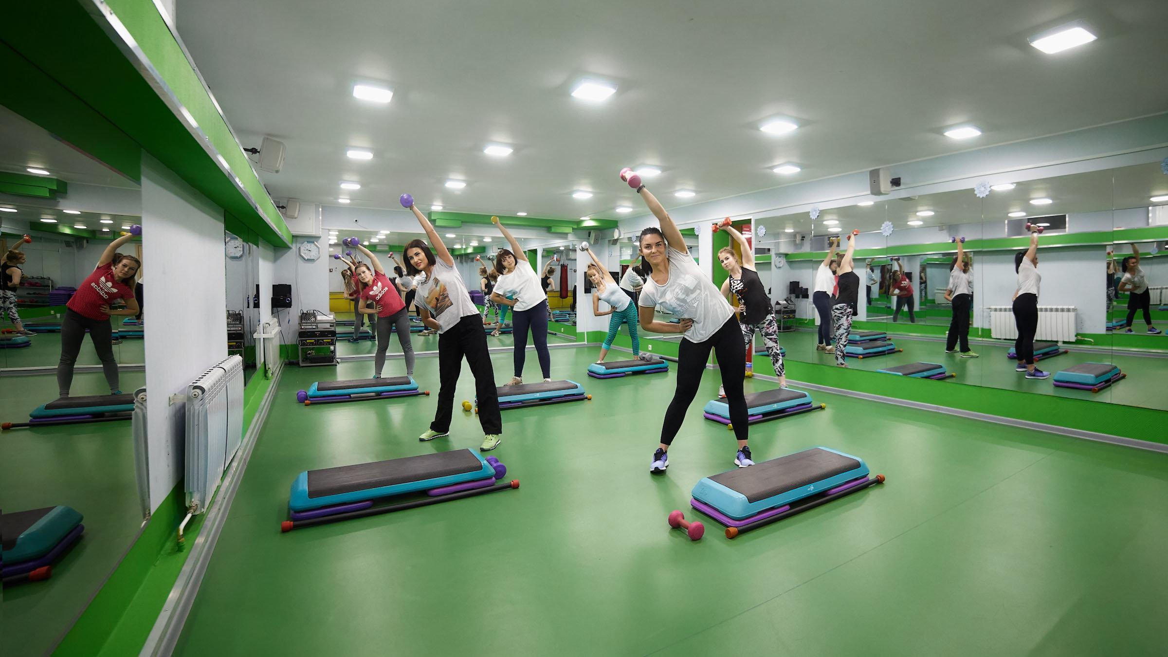фотография Спортивно-оздоровительного клуба Красота и сила в Пушкине