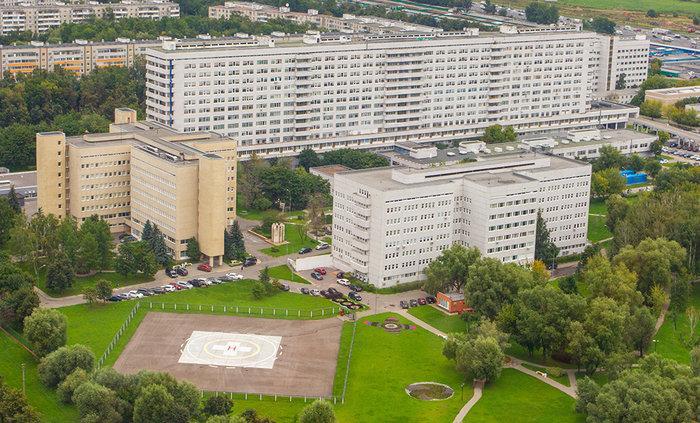 фотография Городской клинической больницы №15 им. О.М. Филатова в Вешняках