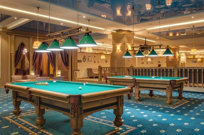 Принц бильярдный клуб москва официальный сайт в ночном свингер клубе