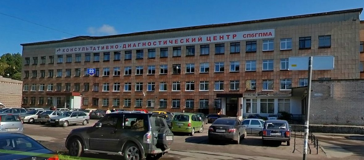 Фотогалерея - Клиническая больница СПбГПМУ, г.Санкт-Петербург