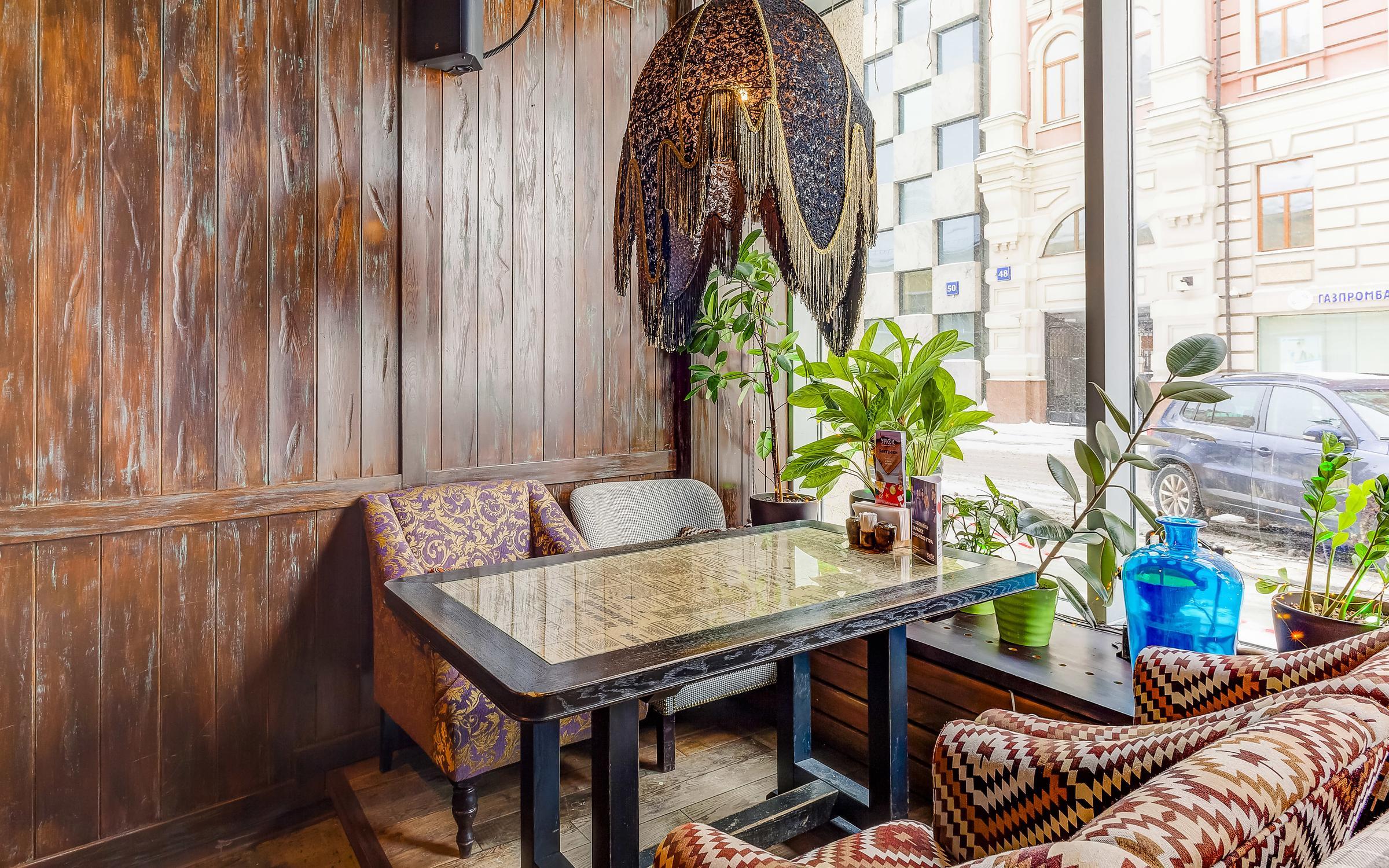 фотография Ресторана Урюк на Мясницкой улице