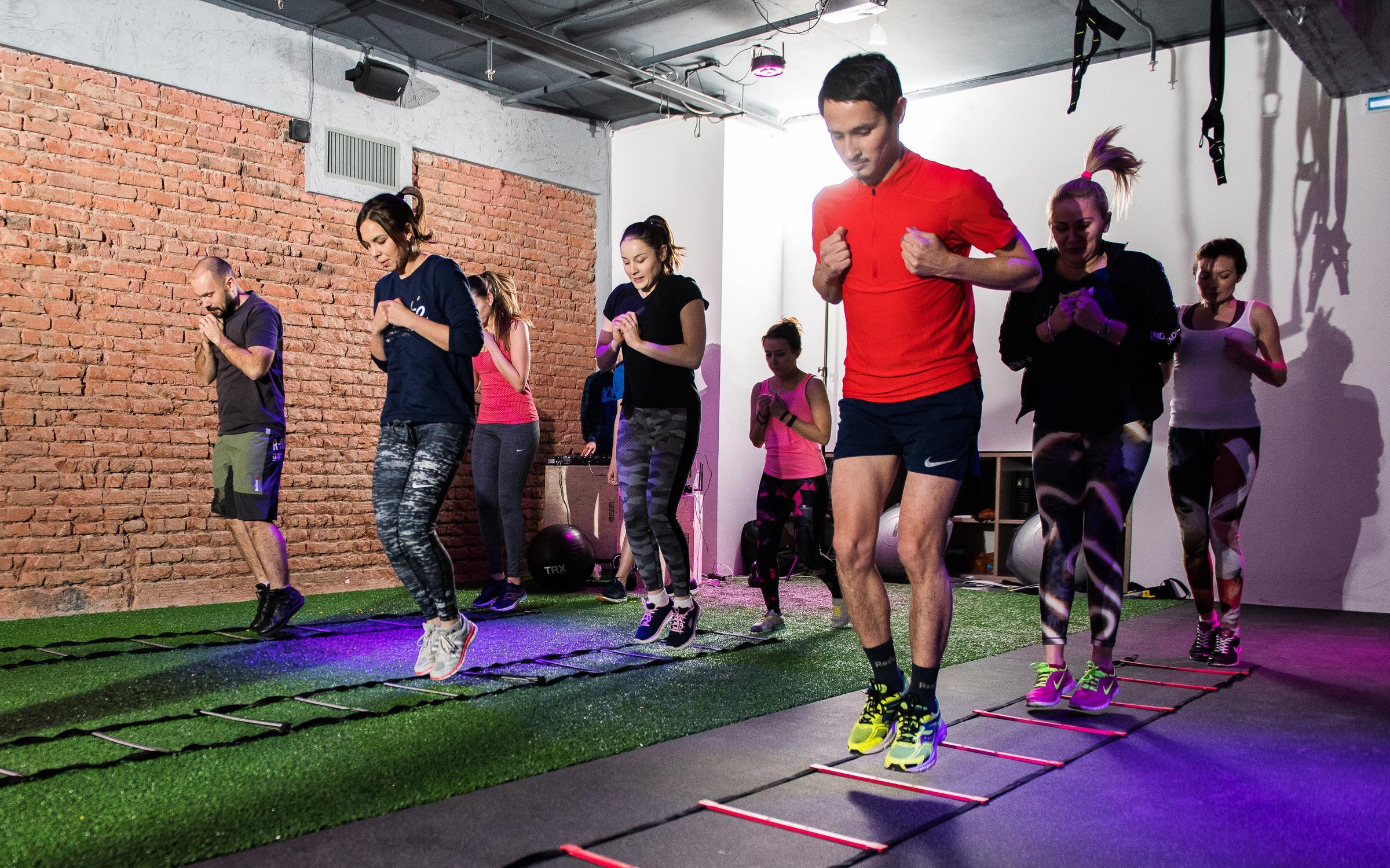 фотография Фитнес студия GetBett