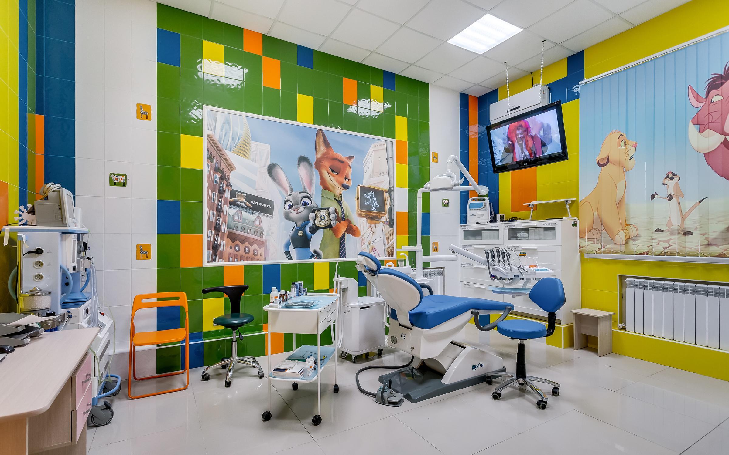 фотография Стоматологической клиники Доктор Келлер на проспекте Стачки