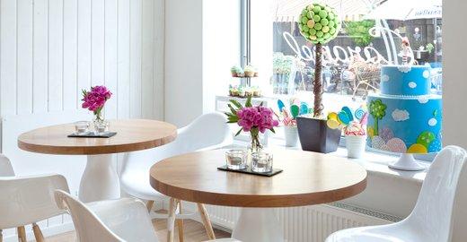 фотография Caramel - кондитерская, торт на заказ, ресторан, пекарня