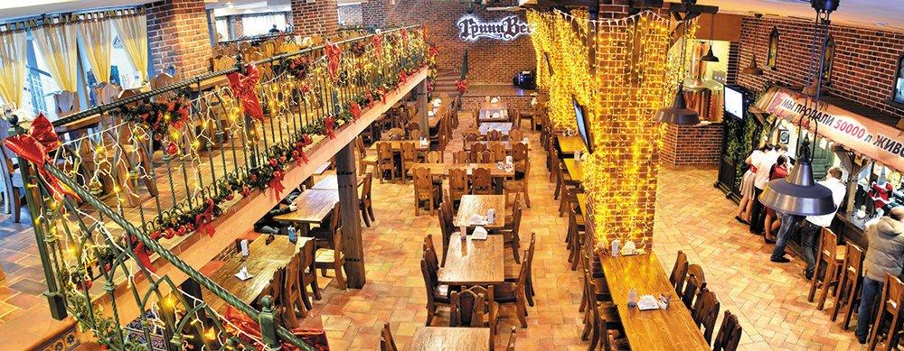 фотография Ресторана-пивоварни ГРИНН Beer в Заводском районе