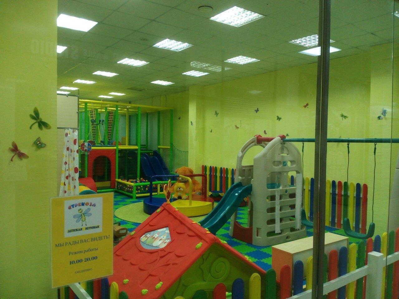 фотография Детская игровая комната Стрекоза