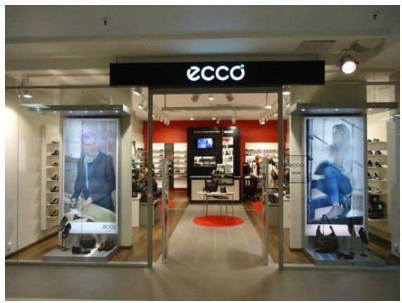 фотография Магазина обуви Ecco в ТЦ Меркурий