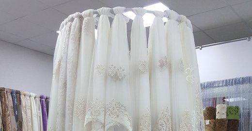 фотография Магазина штор Акс Декор, портьерных тканей и жалюзи