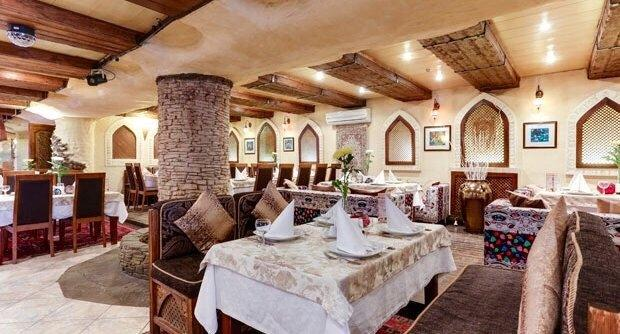 фотография Ресторана Тандыр на Краснопресненской набережной