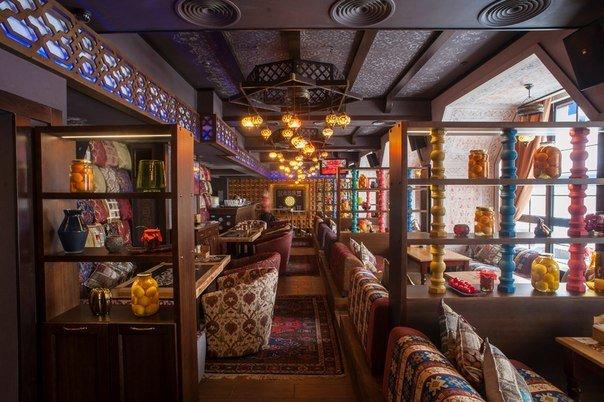 Фотогалерея - Ресторан КазаН ДиваН на улице  Мишуги