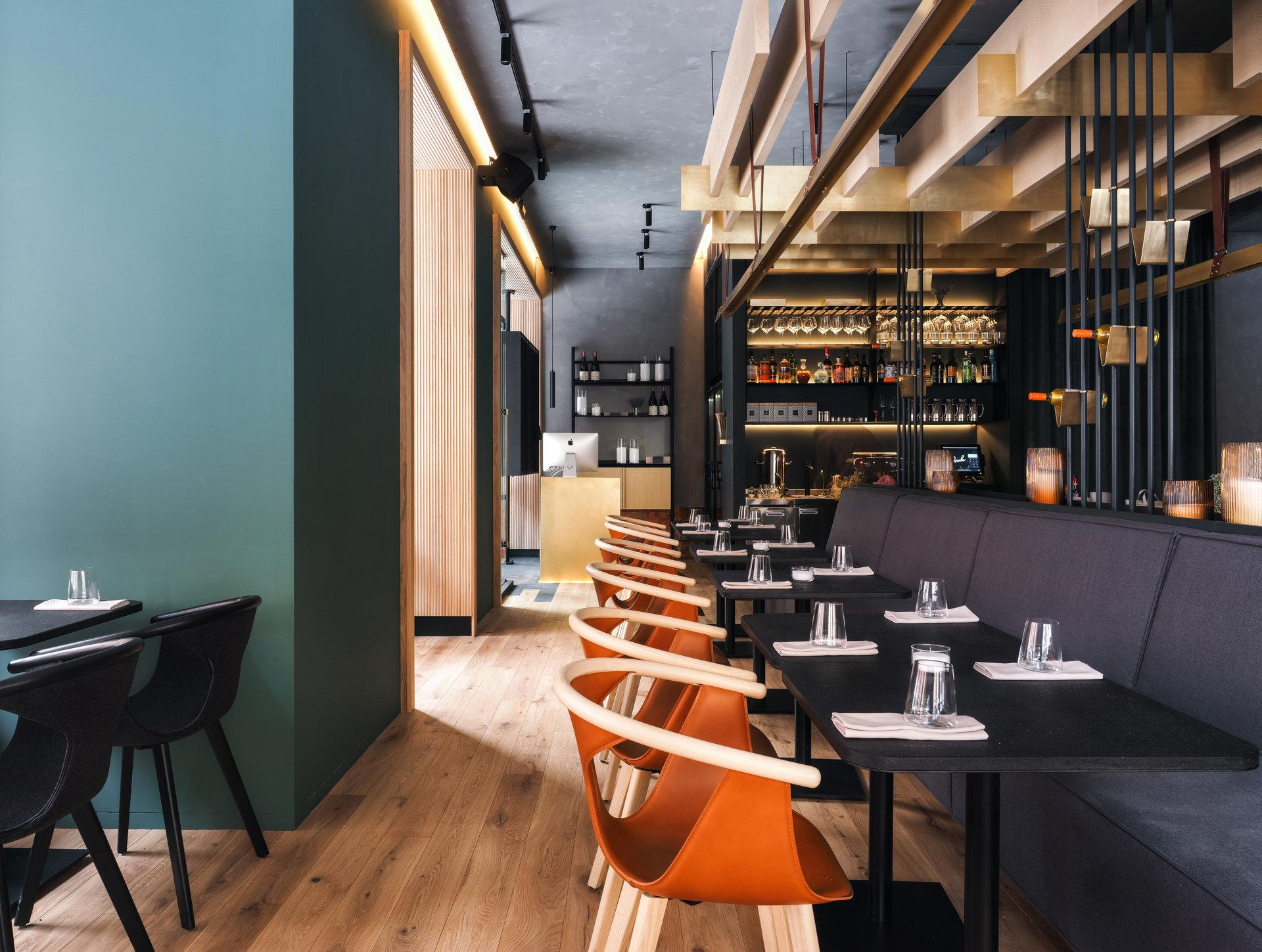фотография Ресторана The Sizzle на улице Рубинштейна