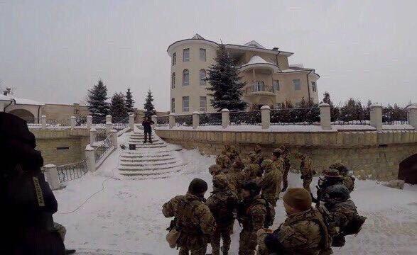 фотография Полигон Шемякинский замок