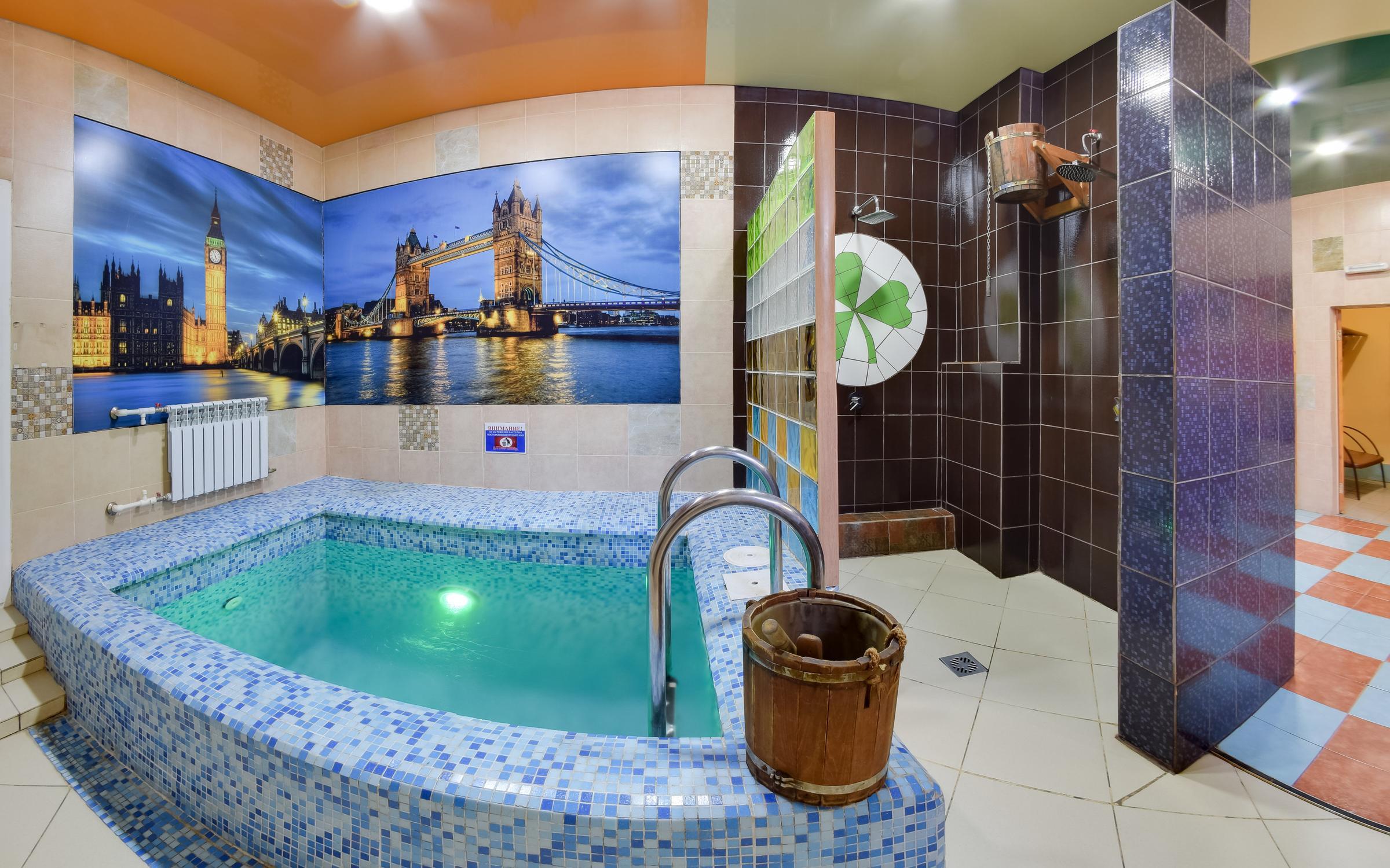 фотография Банно-гостиничного комплекса Жар-Птица на 14 Линии