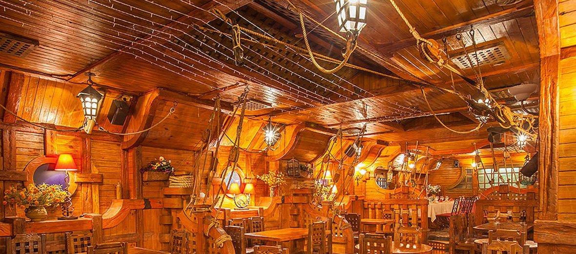 Фотогалерея - Ресторан Джон Сильвер на Каширском шоссе
