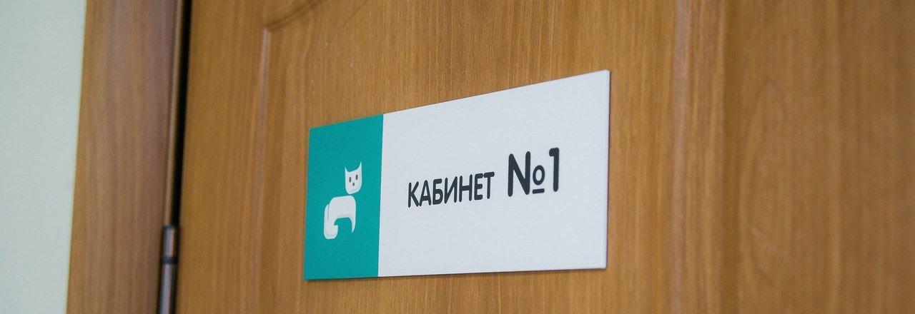 фотография Ветеринарная клиника широкого профиля Добрый Доктор на проспекте Октября, 94