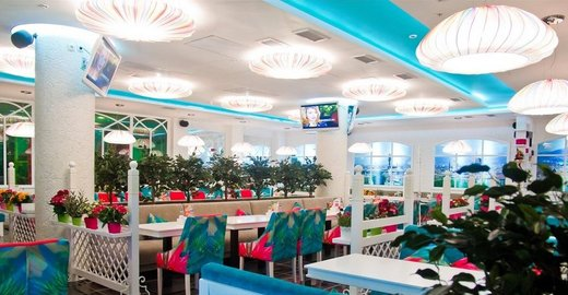 фотография Ресторана Mamma Mia на улице 70 лет Октября
